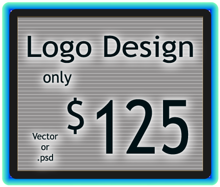 Vector or .psd Logo Design