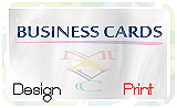 Order Custom Business Cards Design